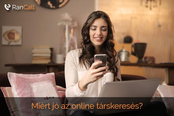 Miért jó az online társkeresés?